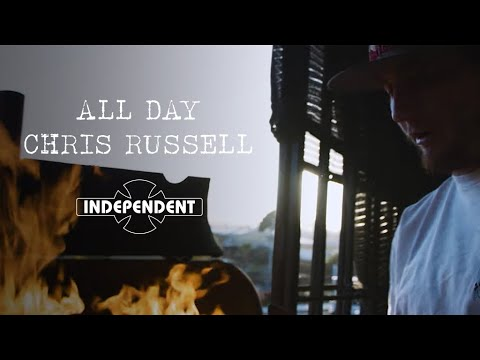 Cliff Jumps, Bombing Hills & Skating Bowls All Day w/ Chris Russell