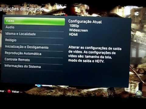Usando HDMI junto com seu Home Theater no Xbox 360