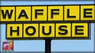 Man Falls Through Roof Of Waffle House And Starts Fighting People. We Have A Lot Of Questions