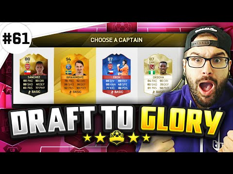 UNEXPECTED BEAST IN FUT DRAFT! - FUT Draft to Glory #61 - FIFA 16 Ultimate Team