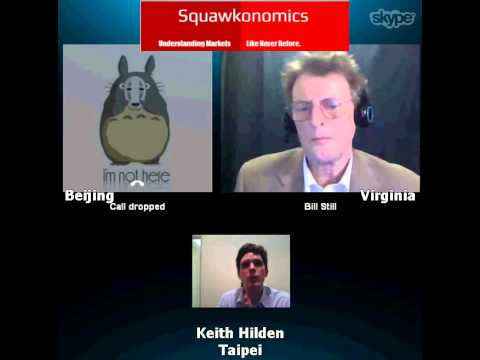 China on Bitcoin and More | Keith Hilden Interviews Bill Still and Han Wen | Squawkonomics