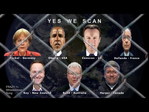 Whistleblower Song (Snowden, Manning, Assange) by Synapsenkitzler