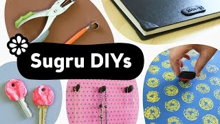 5 Sugru DIY Projects | Sea Lemon