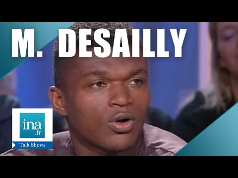 Interview biographie Marcel Desailly - Archive INA