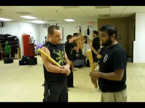 Orlando Eskrima Advert For WORLD FIGHTING FOR LIVES WEEKEND 2011 Image 1
