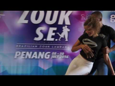 Zouk SEA 2016 ACD-6 - Fernanda and Carlos ~ video by Zouk Soul