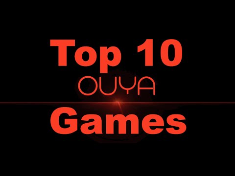 Satoshi Matrix's Top 10 Ouya Games