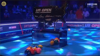Joshua Filler vs Wu Jiaqing -- Final US Open 9 ball Championship 2019 - Full Match