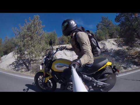 Ducati Scrambler Review at RevZilla.com