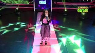 Pathinlam Ravu Season2 (Epi98 Part3) Aparna singing
