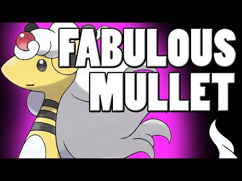 Pokemon X & Y Strategy - Fabulous Mullet OP! Metagame for Mega Ampharos