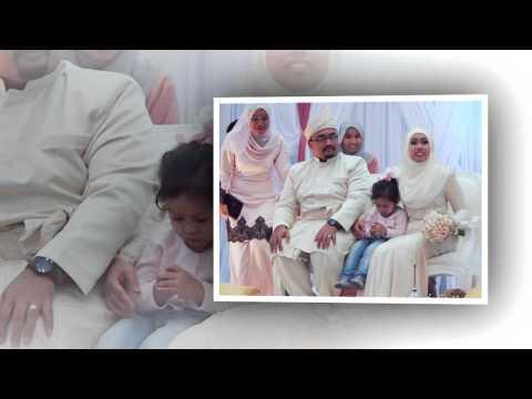 Majlis Risepsi Perkahwinan Aiman & Alia - 9-11-2014