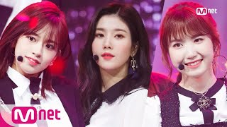 Iz One La Vie En Rose Kpop Tv Show M Countdown 181108 Ep 595