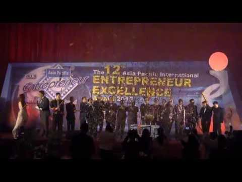 The 13th Asia Pacific International Entrepreneur Excellence Award