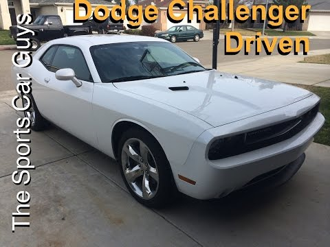 Dodge Challenger: Should You Buy The SXT Over The R/T, SRT Or Hellcat?