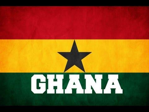 ♫ Ghana National Anthem ♫