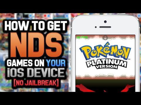 nds4ios: How To Get a Nintendo DS Emulator on an iOS Device! (NO JAILBREAK) (NO COMPUTER)