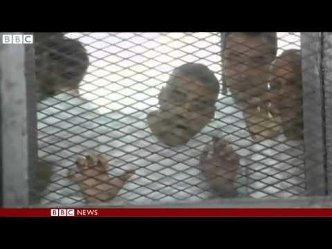 BBC News   Peter Greste  How the al Jazeera journalist ended up in jail