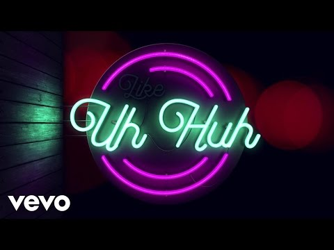 Julia Michaels - Uh Huh (Lyric Video)