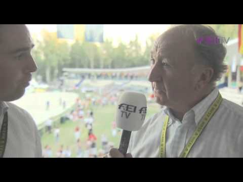 European Jumping championships 2011 – Day 3 News