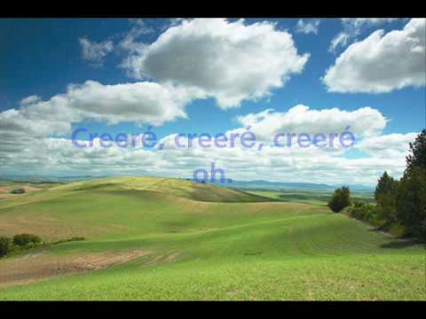 Creere-tercer Cielo (letra) video