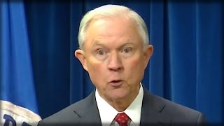 URGENT: JEFF SESSIONS BREAKS SILENCE! WHAT HE SAID SECONDS AGO CONFIRMS TRUMP'S WORST FEAR!