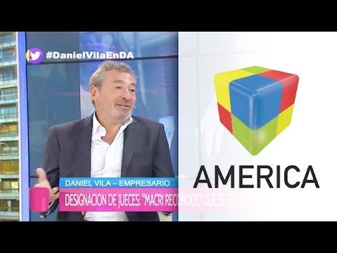 """Daniel Vila contundente: """"No traería 6 7 8 a América"""""""
