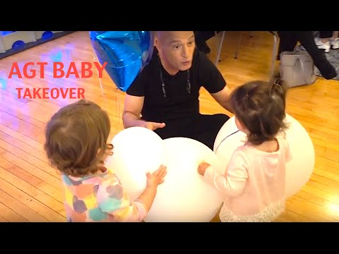 AMERICAS GOT TALENT - BABY TAKEOVER