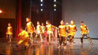 Dance Ka kal (Azad High School)