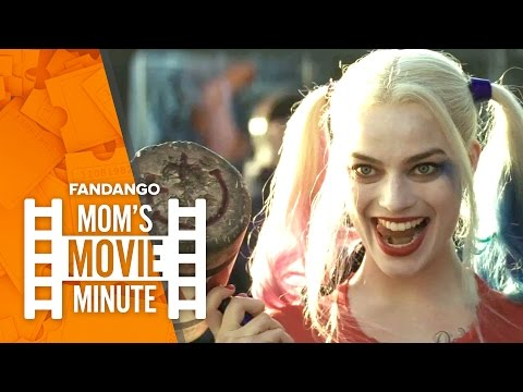Is 'Suicide Squad' Right For Your 13-Year-Old? - Mom Review | Mom's Movie Minute