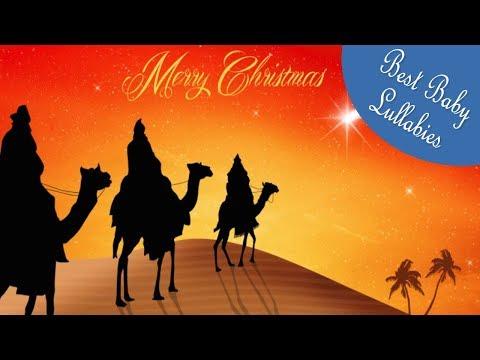 LULLABIES For Christmas To Put A Baby To Sleep Lyrics Baby Lullaby Lullabies Toddlers  Music