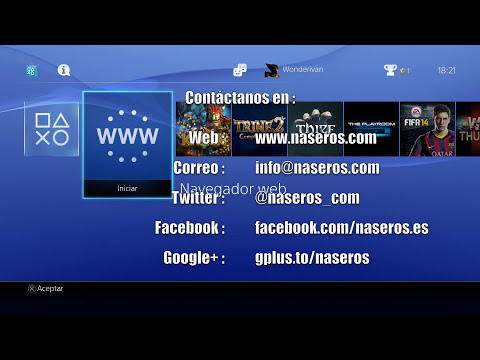 Reproducción multimedia en una PS4 con Plex