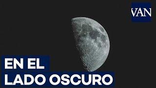 La cara oculta de la Luna, alunizada por primera vez en la historia