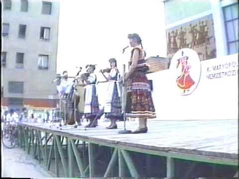 Magyar népzene (Hungarian folk music)