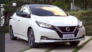 2019 Nissan Leaf | Exterior, Interior (Brazil)