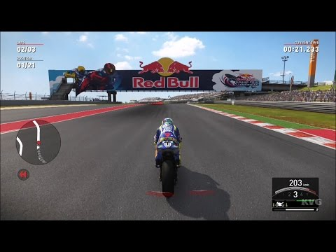 Valentino Rossi The Game - MotoGP 16 - Gameplay (PS4 HD) [1080p60FPS]