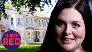 Nick & Katrina Connect With A Child At White Hill Mansion | Paranormal Lockdown