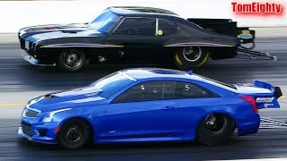 Street Outlaws No Prep Kings Grudge Racing Idaho