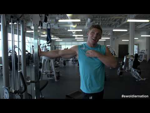 Swoldier Nation - Trainer Edition - Hypertrophy Training : Back