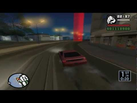 Grand Theft Auto: San Andreas – Race Tournament – San Fierro Fastlane