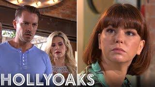 Hollyoaks: Dandy's First Public Appearance