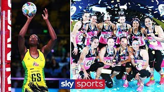 LIVE! Netball Fast 5 Draw!