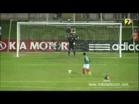 México vs Brasil - Mundial Sub 17 - Goles - Tanda de penales 01-11-2013