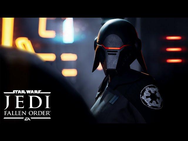 Star Wars Jedi Fallen Order в Official Reveal Trailer