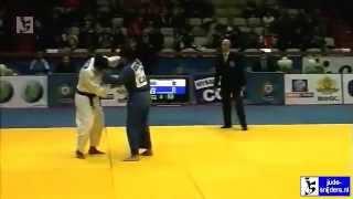 Judo 2013 European Open Sofia: Anastasiya Turchyn (UKR) - Shiori Yoshimura (JPN) [-78kg] bronze