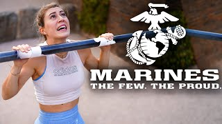 I took the US Marine Physical Fitness Test