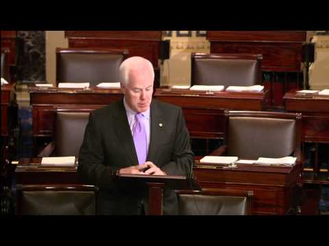 Floor Speech - Sen. Cornyn Delivers Speech on Texas Wildfires on Senate Floor - 9/8/11