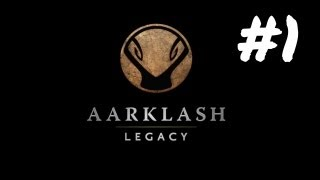 Let's Play Aarklash Legacy - Episode 1 - Impressions and Gameplay Introduction