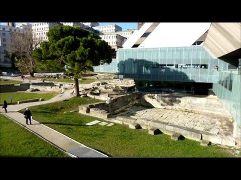 Musée d' Histoire de Marseille. Centre Bourse.