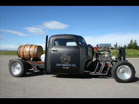 Rum Runner ~ 1947 Chevy